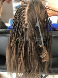 Afro Örgüsü Kaynak Saç - Thumbnail