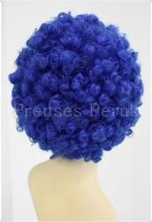Bonus Peruk Mavi Renk - Thumbnail
