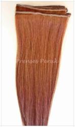 ÇıtÇıt Saç Takımı Bakır Renginde 6´lı - Thumbnail