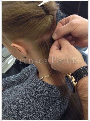 Çocuk Saçından Mikro Jel Kaynak