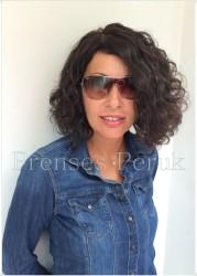 MP Medikal Peruk - Doğal Saç Dalgalı Medikal Peruk