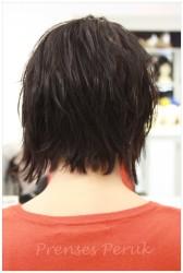 Prenses Peruk - Doğal Saç Boncuklu Kaynak Uygulaması 180 Adet