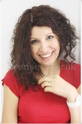 Doğal Saç Medikal Peruk Kıvırcık Dalgalı - Thumbnail