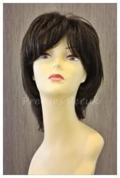 Prenses Peruk - Doğal Saç Peruk Kısa Model