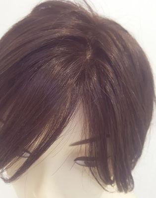 Doğal Saç Tepelik Protez Saç
