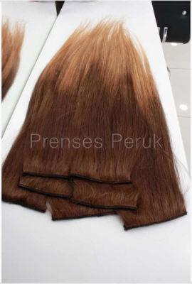 En Uzun Boy Doğal ÇıtÇıt Saç Takımı