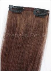 En Uzun Boy Doğal ÇıtÇıt Saç Takımı - Thumbnail