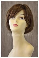 Prenses Peruk - Gerçek Saç Kısa Peruk