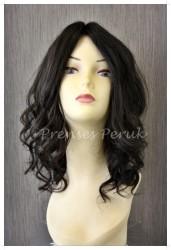 Prenses Peruk - Gerçek Saç Peruk Dolgun Saç