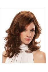 Prenses Peruk - Gerçek Saç Peruk Hafif ve Doğal Model