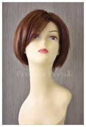 Prenses Peruk - Gerçek Saç Peruk Kısa Boy Katlı Model