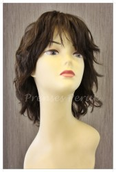 Prenses Peruk - Gerçek Saç Peruk Kısa Katlı Kesim