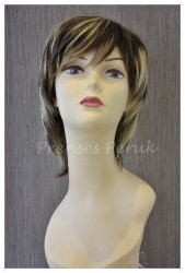 Prenses Peruk - Gerçek Saç Peruk Kısa Katlı