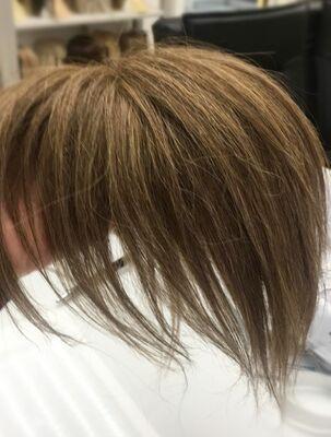 Gerçek Saç Tepelik Protez Saç