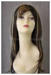 Prenses Peruk - Doğal Model Gerçek Saç Uzun Peruk