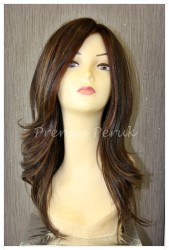 Prenses Peruk - Gerçek Saç Uzun Peruk 1.Kalite