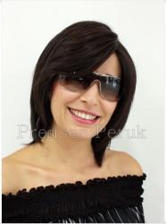 MP Medikal Peruk - Kısa Model Gerçek Saç Boyanabilir Medikal Peruk