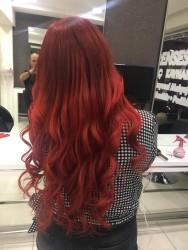 Prenses Peruk - Kızıl Uzun Gerçek Saç Mikro Kaynak Videomuzu İzleyin
