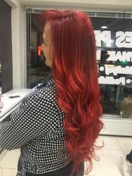 Kızıl Uzun Gerçek Saç Mikro Kaynak Videomuzu İzleyin - Thumbnail