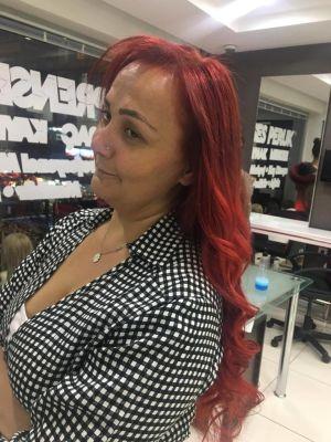 Kızıl Uzun Gerçek Saç Mikro Kaynak Videomuzu İzleyin