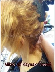 Prenses Mikro Kaynak Görünmeyen En Doğal Saç Kaynak - Thumbnail