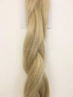 Sarı Renk Afro Örgüsü Kaynak Saç