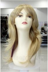 Prenses Peruk - Sarı Uzun ve Katlı Şık Sentetik Peruk