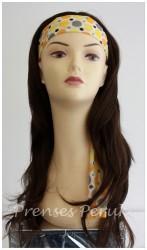 Prenses Peruk - Sentetik Peruk Yarım Taraklı Düz Model