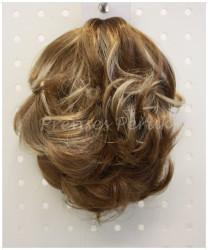 Prenses Peruk - Sentetik Topuz Saç Maşalı