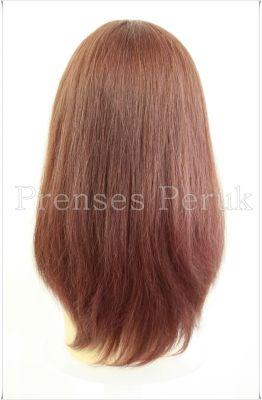 Uzun Gerçek Saç Medikal Peruk